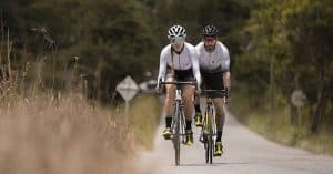 Cycling clothing feat